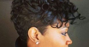 Short hair cuts for african american women 2