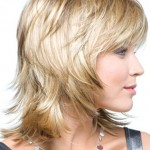 fast easy and cute hairstyles for medium length hair 1