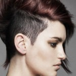 short funky hairstyles 2017 for thick hair 1