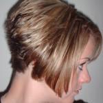 short wedge haircut photos back view 01