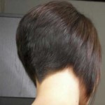 short wedge haircut photos back view 02