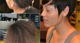 Black Teenage Girl Hairstyles 2019 With Short Hair