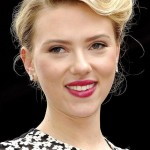 Scarlett Johansson haircut 2017 and natural hair color 5