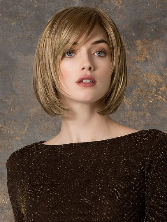 Short Bob Hairstyles With Bangs For Thick Hair 2018