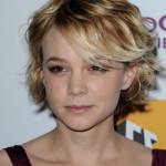 short haircuts with side bangs for round faces 0