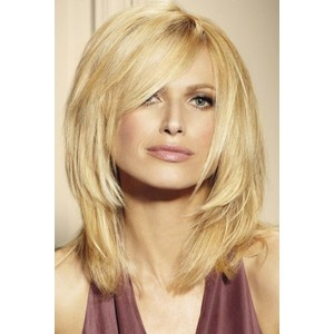 Black Hair With Platinum Blonde Highlights Pictures
