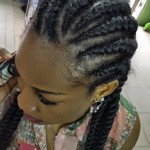Ghana Weaving Styles For Round Face Pictures 05