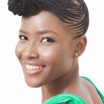 Ghana Weaving Styles For Round Face Pictures 3