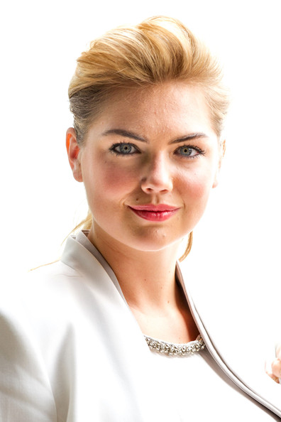 Kate Upton Natural bonde hair color