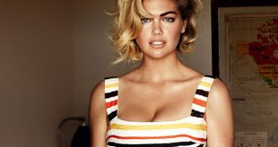 Kate Upton new bob hairstyle and hair color