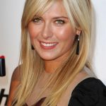 Maria Sharapova Hairstyle and Haircut 2018 Pictures