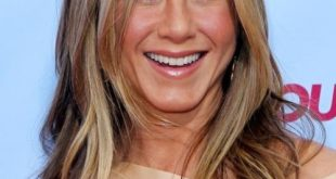 Middle Part Hairstyles Heart Shaped Faces 3