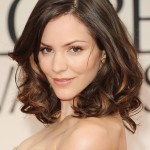 Middle Part Hairstyles Heart Shaped Faces 6