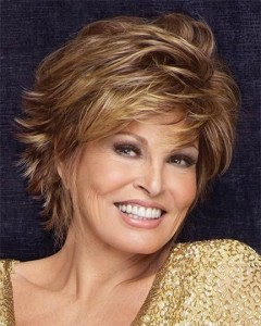 Short Haircuts For Thick Wavy Hair Over 50 0