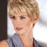 Short Haircuts For Thick Wavy Hair Over 50 1