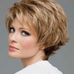 Short Haircuts For Thick Wavy Hair Over 50 4