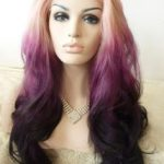 Three Tone Hair Color Ideas Pictures
