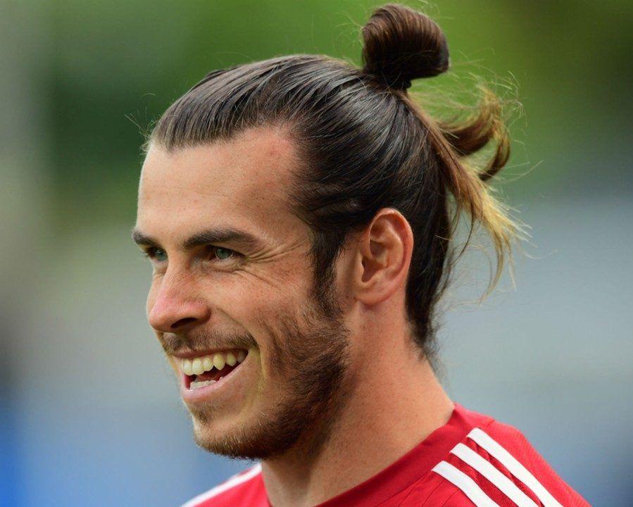 Gareth Bale Haircut 2018 Slick Mohawk