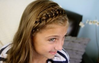Good Hairstyles For School Pictures