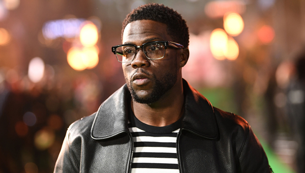 Kevin Hart Newest Haircut 2018 Braided With Glasses