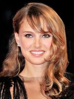 Natalie Portman bangs