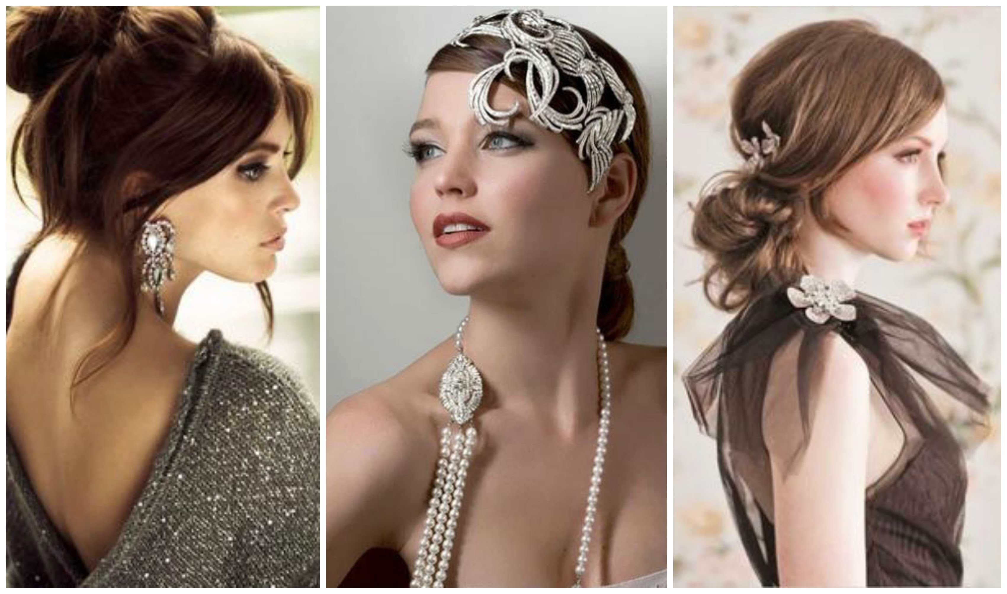 New Year's Eve Hairstyle Ideas 2018