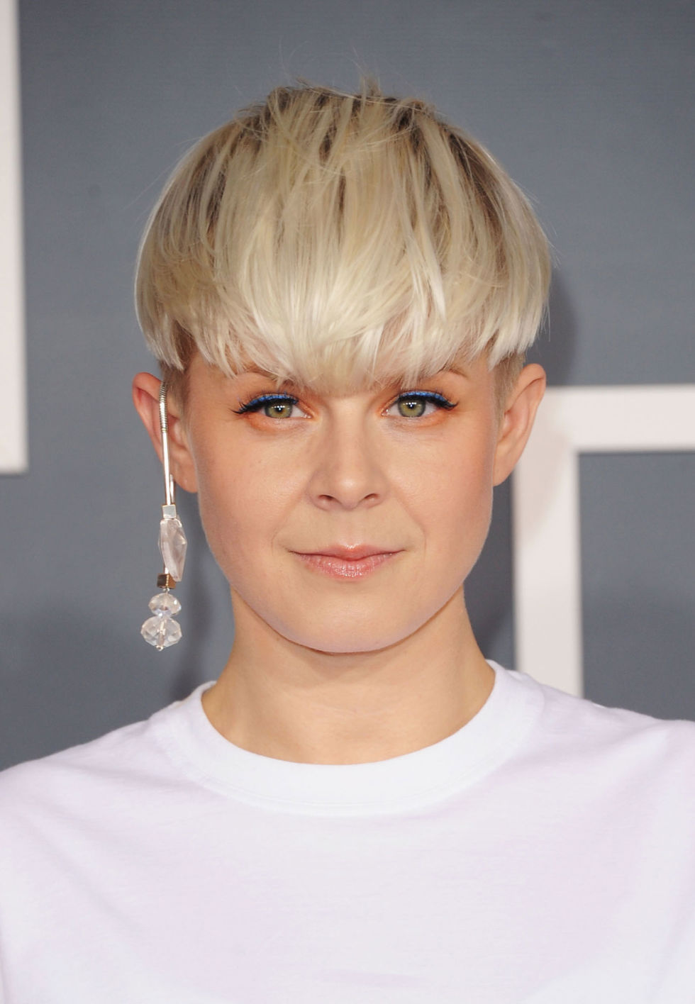 Robyn Bob with Bangs