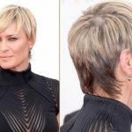 Robyn Short Hairstyle 2017 New Pictures