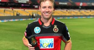 AB De Villiers Hairstyles 2019 IPL