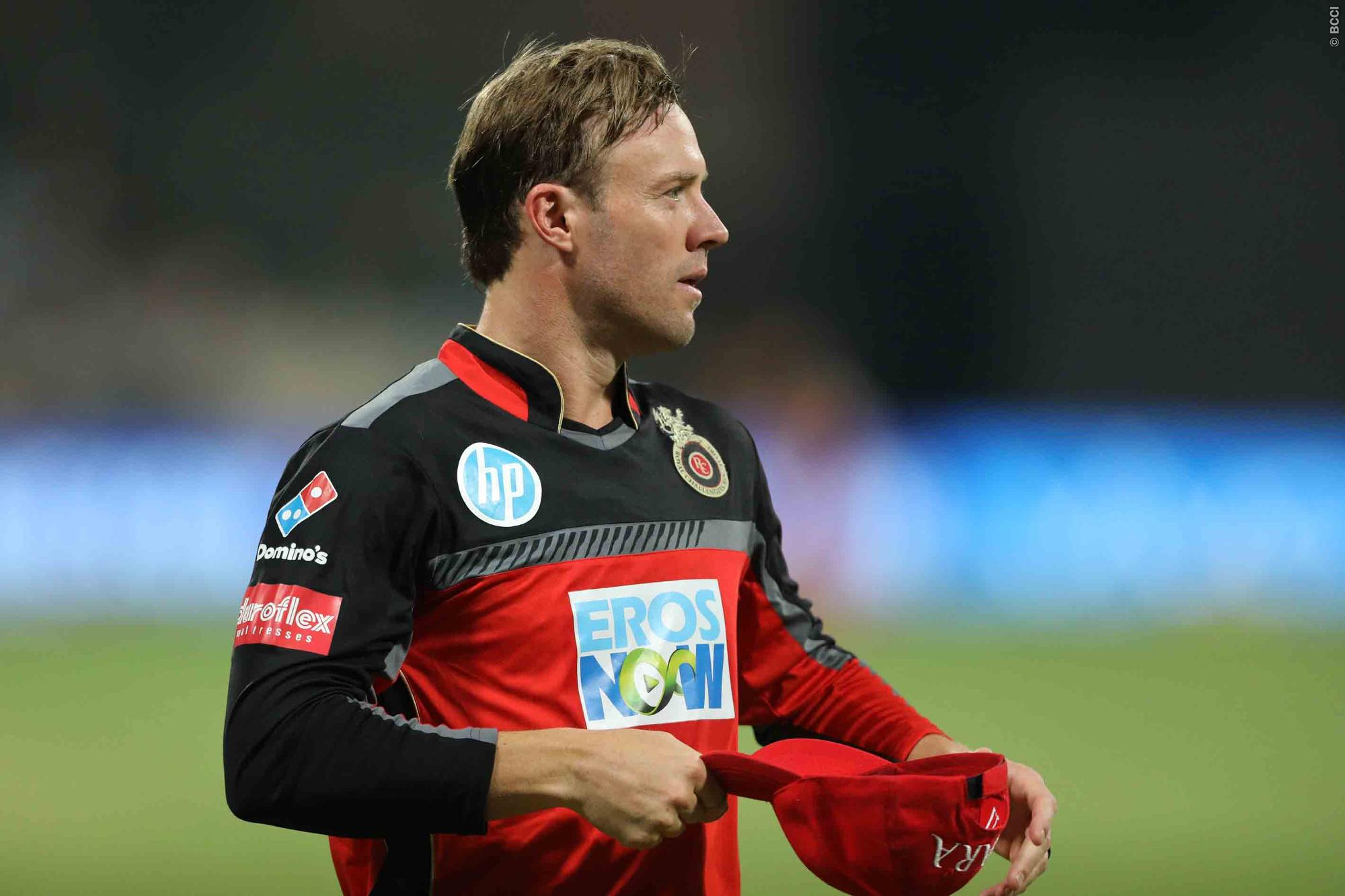 AB De Villiers Hairstyles 2019 Side Look