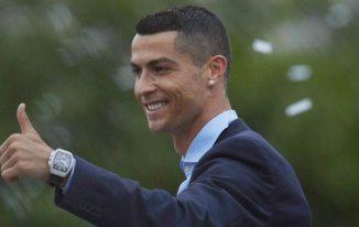 Cristiano Ronaldo Hairstyles 2021