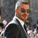 David Beckham New Haircut 2019