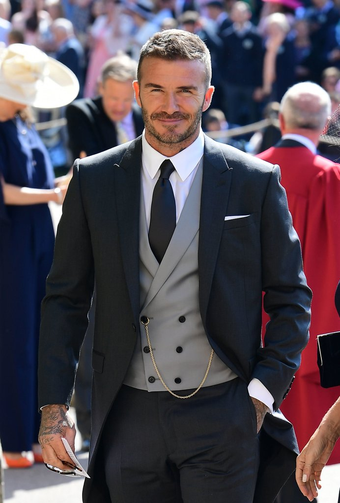 David Beckham New Hairstyle 2019