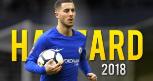 Eden Hazard Hairstyle 2018 Pictures
