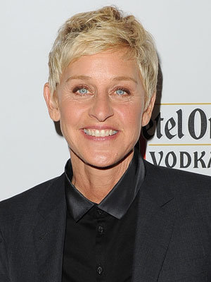 Ellen Degeneres Haircut New 2018