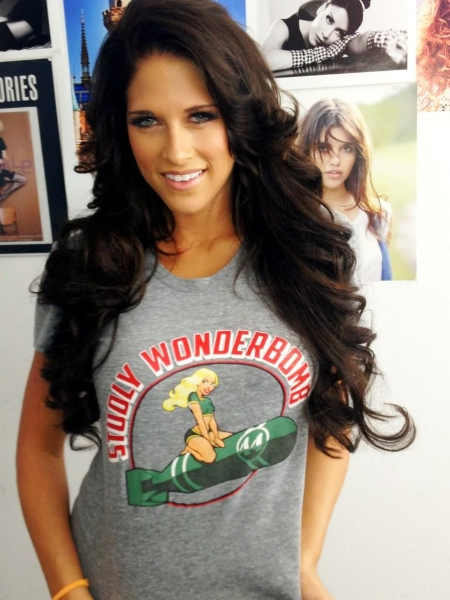 KELLY KELLY black hair