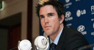 Kevin Pietersen New Hairstyle 2019