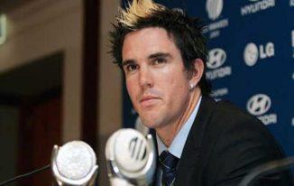Kevin Pietersen New Hairstyle 2021