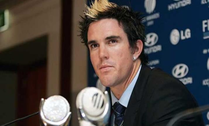 Kevin Pietersen New Hairstyle 2019