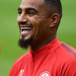 Kevin Prince Boateng Hairstyle 2020