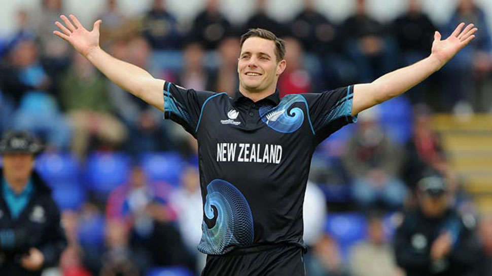 Mitchell McClenaghan Hairstyle 2021 IPL