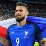 Olivier Giroud Haircut 2019 Pictures