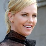 Charlize Theron New Hairstyle At Oscar 2017