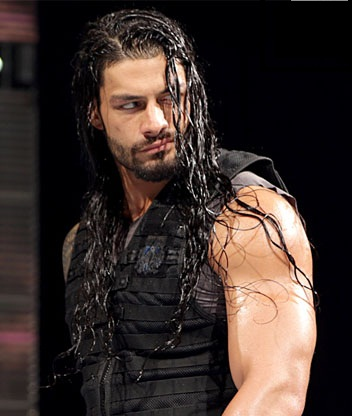 WWE Roman Reigns Long Hairstyle 2019 Long Curls