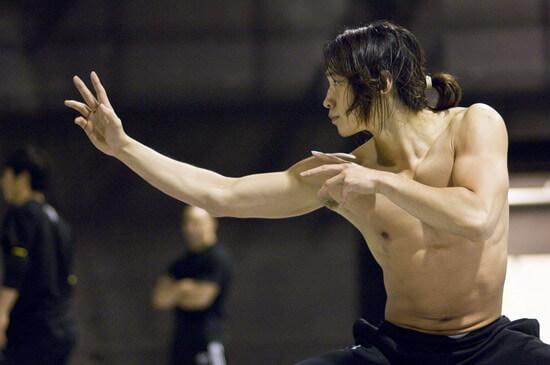 Samurai bun Hairstyle
