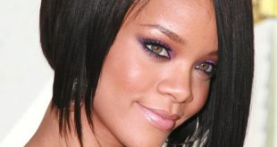 Single edged short bob hairs for black women