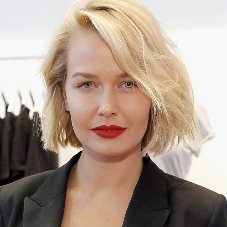 lara bingle latest New hairstyle 2017 Pictures bob cut