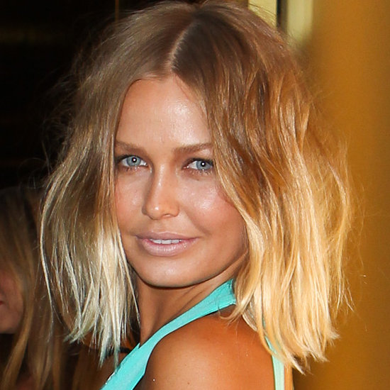 lara bingle latest hairstyle 2017 Pictures long vawy bob haircut