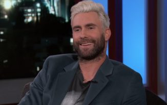 Adam Levine New Haircut 2021