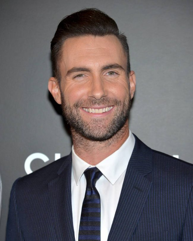 Adam Levine New Haircut 2019 Undercut